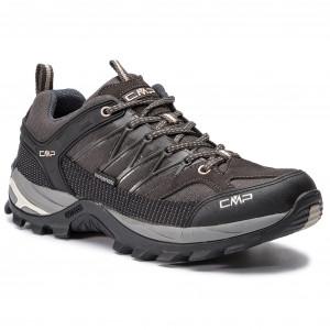 Scarpe da trekking CMP - Rigel Low Trekking Shoes Wp 3Q54457 Arabica Sand  69BM 1c7cd097e8e
