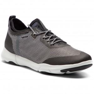 D Sneakers Silver D829fa 0ataj C1007 Geox Giyo A HED29I