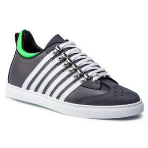 promo code b5d8d 7f130 Sneakers DSQUARED2 - 251 SNM0008 61700001 M118 Grigio Bianco