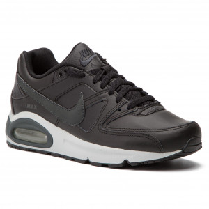 Scarpe NIKE - Air Max Command Leather 749760 001 Black Anthracite Neutral  Grey - Sneakers - Scarpe basse - Uomo - www.escarpe.it 395f1e4d79a
