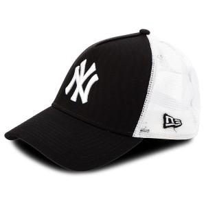 Cappello con visiera NEW ERA - Clean Trucker 2 Ney 11588491 Bianco Nero 2bcb242dbcab