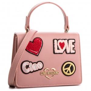 Borse Clutch Jc4151pp15ll0901 Sera Oro E Love Borsa Da Moschino gwq6YSI