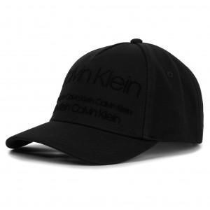 Cappello con visiera CALVIN KLEIN - Industrial Pique  Baseball Cap  K50K504473 001 6d7bca4b4e78