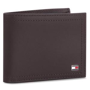 cbc21f3bbd Portafoglio grande da uomo TOMMY HILFIGER - Harry Mini Cc Wallet AM0AM01256  274