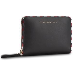 819f8801f7 Portafoglio grande da donna TOMMY HILFIGER - Classic Leather Cmpc  AW0AW05754 002