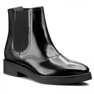 Aclaramiento De Disfrutar Chelsea GINO ROSSI - Hiroko DSH040-R63-Y800-9900 escarpe neri Pelle Comprar En Venta Espacio Libre Para La Venta jsSM9