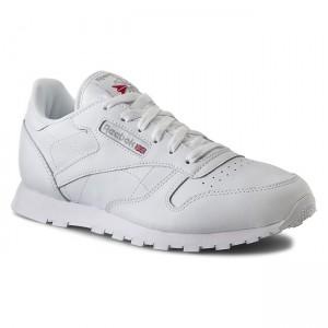 80c1207e084f1 Scarpe Reebok - Classic Leather 50151 White