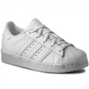 size 40 250bd fc356 Scarpe adidas - Superstar Foundation C BA8380 Ftwwht Ftwwht Ftwwht