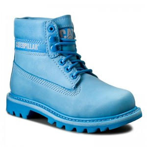 Scarponcini CATERPILLAR Colorado P308861 Teal Scarpe da