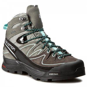 Salomon X ALP Mid LTR GTX W Mountaineering Boot Women's