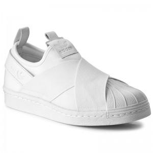 Scarpe adidas - Superstar Slip On BZ0111 Ftwwht Ftwwht Ftwwht d4fae9d5ead9c