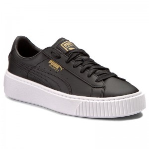 Sneakers PUMA Basket Platform Core 364040 03 Puma Black