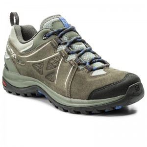 Scarpe da trekking SALOMON - Ellipse 2 Ltr W 398538 Shadow Beluga Amparo  Blue c490a5673a3
