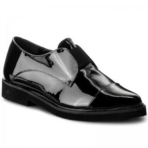 Scarpe basse KAZAR - Timea 30457-09 escarpe neri Pelle Solicitud De Aceptación Barato En Línea De Alta Calidad Realmente Descuento Barato 2018 Nueva tHqaDczlq
