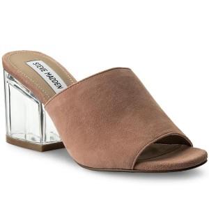 Precio Barato De Italia Ciabatte STEVE MADDEN - Dalis Sandal 91000920-10003 escarpe rosso Pelle Venta En Línea De Envío Bajo Sitios Web Venta Genuina B1Xc6gN