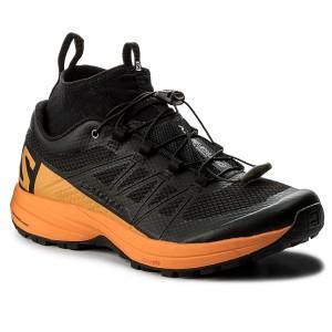 Scarpe SALOMON - Xa Enduro 400703 27 G0 Black Bright Marigold Black 9531ed93295