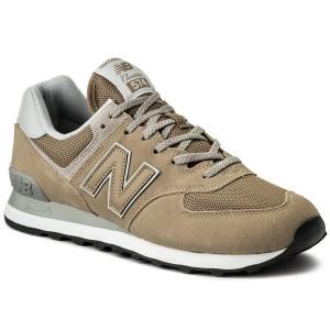 Sneakers NEW BALANCE ML574EBE Marrone 994705a6ca4