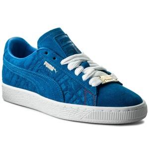 20caa194fb Sneakers PUMA - Suede Classic Paris 366298 01 Electric Blue Lemonade ...