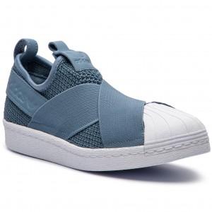 huge discount a5710 501c0 Scarpe adidas Superstar Slip On W AQ0869 Rawgre Rawgre Ftwwht