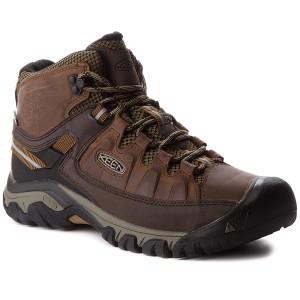 Scarpe da trekking KEEN - Targhee III Mid Wp 1018570 Big Ben/Golden Brown