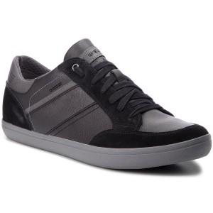 9e8b6babd31ac Sneakers GEOX U Box F U84R3F 0ME22 C9270 Black Anthracite