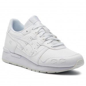 Sneakers ASICS TIGER Gel-Lyte Gs 1194A016 White White 100 2eeec70a5c1