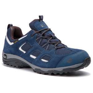 Scarpe da trekking JACK WOLFSKIN - Vojo Hike 2 Texapore Low M 4032361 Night  Blue 9e9555bfeda