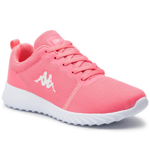 Kappa Knt Icon 242718 Sneakers Flamingooffwhite 7243 RjL3A4q5