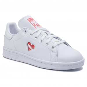 best sneakers a0b94 c0493 Scarpe adidas - Stan Smith W G27893 Ftwwht Actred Ftwwht