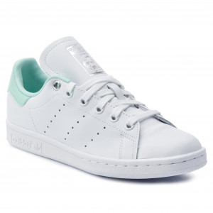 online store f740c 728e5 Scarpe adidas - Stan Smith W G27908 Ftwwht Silvmt Clemin