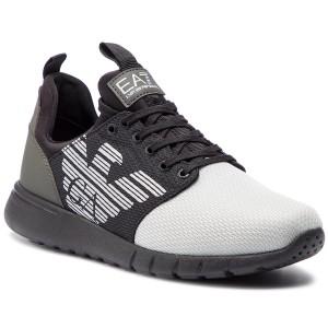 5045ef2341a5 Sneakers EA7 EMPORIO ARMANI X8X007 XCC02 K086 Grey Tri Tonal