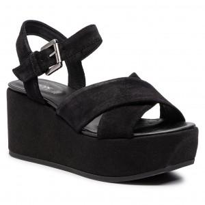Sandals GEOX D Koleos F D825PF 08502 C9309 Black