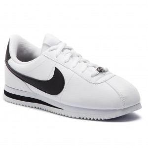 the best attitude 57b76 e971e Scarpe NIKE Cortez Basic Sl (GS) 904764 102 White Black
