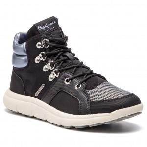 Tronchetti Maddox Jeans Pls50345 999 Black Pepe Allys k0wOnP