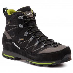 Scarpe da trekking AKU Trekker Lite III Gtx GORE-TEX 977 Black Green 110 1cefd817a28