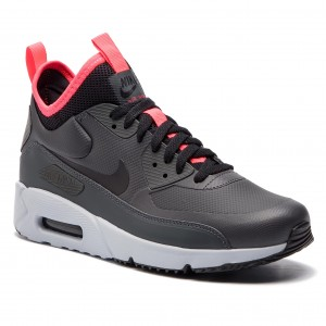 0bfebd980574a Scarpe NIKE - Air Max 90 Ultra Mid Winter 924458 003 Anthracite Black Solar