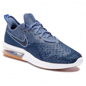 cheap for discount 650d6 89111 Scarpe NIKE Air Max Sequent 4 AO4485 400 Midnight Navy Obsidian