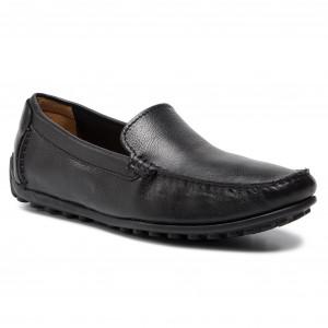 f4e1e34369 Mocassini CLARKS - Hamilton Free 261199207 Black Leather