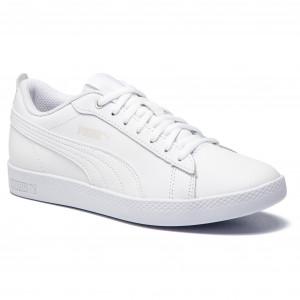 f7402c6f982d Sneakers PUMA - Smash Wns v2 L365208 04 Puma White/Puma White
