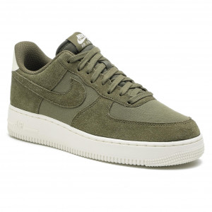 low priced d41fa 390c0 Scarpe NIKE - Air Force 1 '07 Suede AO3835 200 Medium Olive/Medium Olive