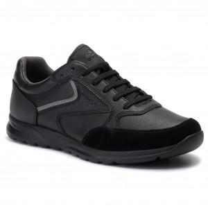 Sneakers GEOX U Wilmer A U943XA 0BCME C9270 Black