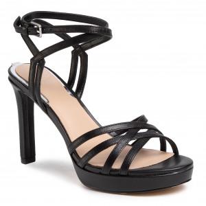 Sandali GUESS Maisa FL6SAI LEA03 BLACK Sandali eleganti