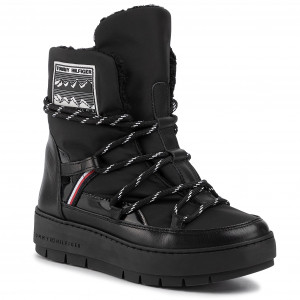 Scarpe TOMMY HILFIGER City Voyager Snow Boot FW0FW04574