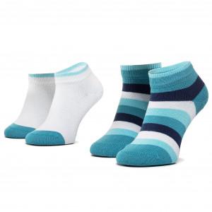 Set di 3 paia di calzini corti da bambini GUESS S01G21 Z2J50 r.OS F448