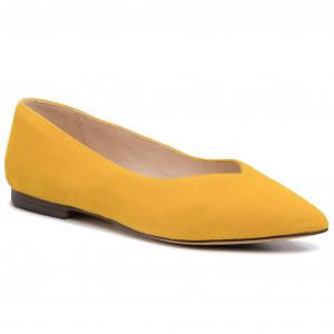 Ballerine CAPRICE 9 24203 24 Yellow Suede 641 Ballerine