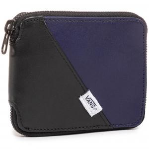 Portafoglio grande da uomo VANS Tour Zip Wallet VN0A45GSRGJ1 Sodalite Blue