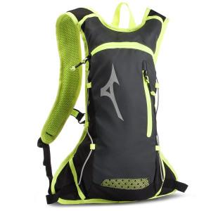Zaino MIZUNO Running Backpack 33GD8030 D.GreyLime 91