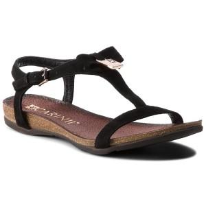 Sandali CARINII - B4673 L41-000-000 escarpe bianco Pelle Llegar A Comprar En Línea Precio Más Barato Para La Venta UwpWJAZ