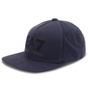 Cappello con visiera EA7 EMPORIO ARMANI - 275694 8A818 06935 Navy Blue a58f2833841c