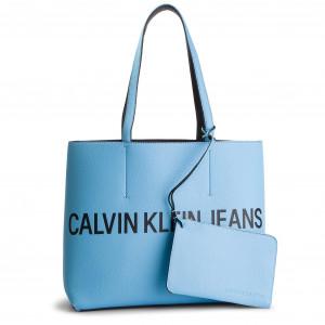 Borsa CALVIN KLEIN JEANS Ultra Light Reversible Tote K60K605235 910
